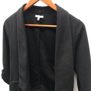 Black Blazer - Size Small